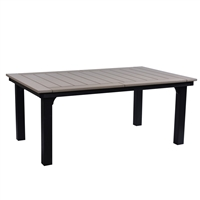 "Berlin Gardens 44"" X 72"" Homestead Dining Table"