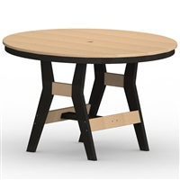 "Berlin Gardens 48"" Round Harbor Bar Table"