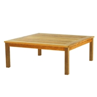 "Kingsley Bate Classic 43.5"" Square Coffee Table"