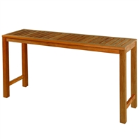 "Kingsley Bate Classic 60"" x 18"" Rect. Console Table"