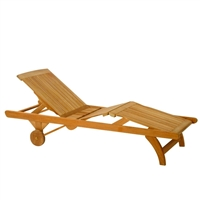 Kingsley Bate Classic Knee Bend Chaise