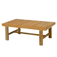 "Kingsley Bate Nantucket 41"" x 23"" Rect. Coffee Table"