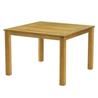 "Kingsley Bate Wainscott 42"" Sq. Dining Table"