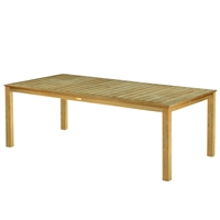"Kingsley Bate Wainscott 85"" x 42"" Rect. Dining Table"