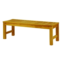 Kingsley Bate Waverley 4' Backless Bench