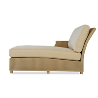 Lloyd Flanders Hamptons Right Arm Chaise