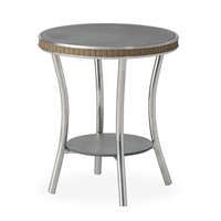 Lloyd Flanders Essence End Table