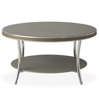 Lloyd Flanders Essence Coffee Table