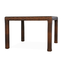 "Lloyd Flanders Contempo 42"" Sq Dining Table"
