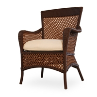 Lloyd Flanders Grand Traverse Dining Arm Chair