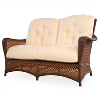Lloyd Flanders Grand Traverse Love Seat