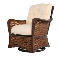 Lloyd Flanders Grand Traverse Swivel Glider