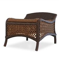 Lloyd Flanders Grand Traverse Ottoman