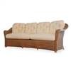 Lloyd Flanders Reflections Crescent Sofa