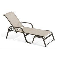 Winston Key West Sling Stackable Chaise
