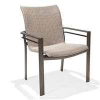 Winston Southern Cay Woven High Back Dining Chair