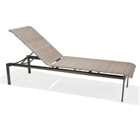 Winston Southern Cay Woven Armless Stack Chaise