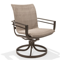 Winston Southern Cay Woven High Back Swivel Chair