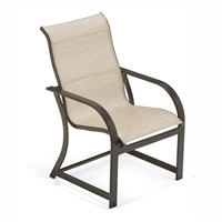 Winston Key West Sling High Back Dining Chair