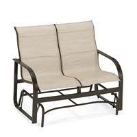Winston Key West Sling Love Seat Glider