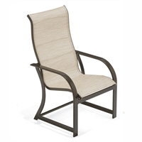 Winston Key West Sling Ult High Back Dining Chair