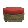 North Cape Bainbridge Large Round Ottoman