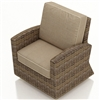 North Cape Bainbridge Swivel Glider Club Chair