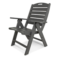 Polywood Nautical Highback Dining Chair