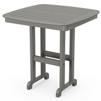 "Polywood Nautical 37"" Counter Table"