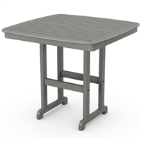 "Polywood Nautical 44"" Counter Table"