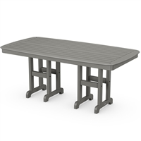 "Polywood Nautical 37"" x 72"" Dining Table"