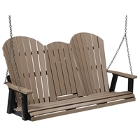 Berlin Gardens Comfo Three Seat Swing w/ Console