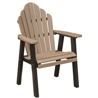 Berlin Gardens Cozi Back Dining Chair