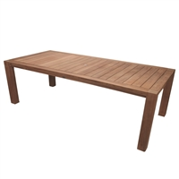 "Royal Teak 96"" Comfort Table"