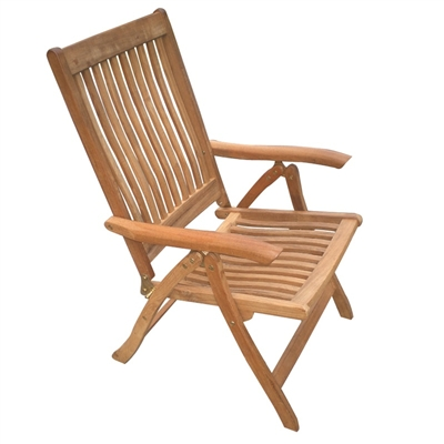 Royal Teak Estate Recling Chair