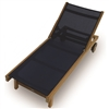 Royal Teak Sundaze Sling Chaise