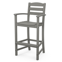 Polywood La Casa Cafe Bar Arm Chair