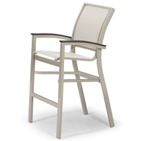 Telescope Bazza Balcony Height Stacking Cafe Chair