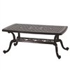 "Gensun Grand Terrace  24"" x 42"" Coffee Table"