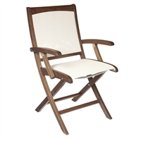 Jensen Leisure Topaz Folding Sling Chair