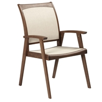 Jensen Leisure Topaz Sling Dining Chair