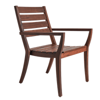 Jensen Leisure Laguna Dining Chair
