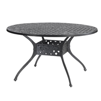 "Gensun Verona 48"" Round Dining Table"
