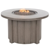 "Ebel 42"" Round Trevi Fire Pit"