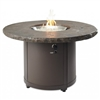 "Outdoor Greatroom 48"" Rd Marbleized Noche Beacon Fire Pit"