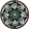 KNF-Belcarra Mosaic Table