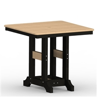 "Berlin Gardens 33"" Sq Garden Classic Dining Table"