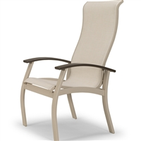 Telescope Belle Isle Sling Supreme Arm Chair