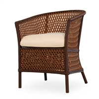 Lloyd Flanders Grand Traverse Barrel Chair