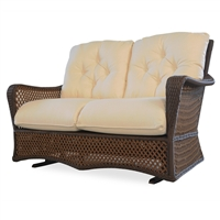 Lloyd Flanders Grand Traverse Love Seat Glider